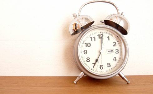 早朝出勤の効能